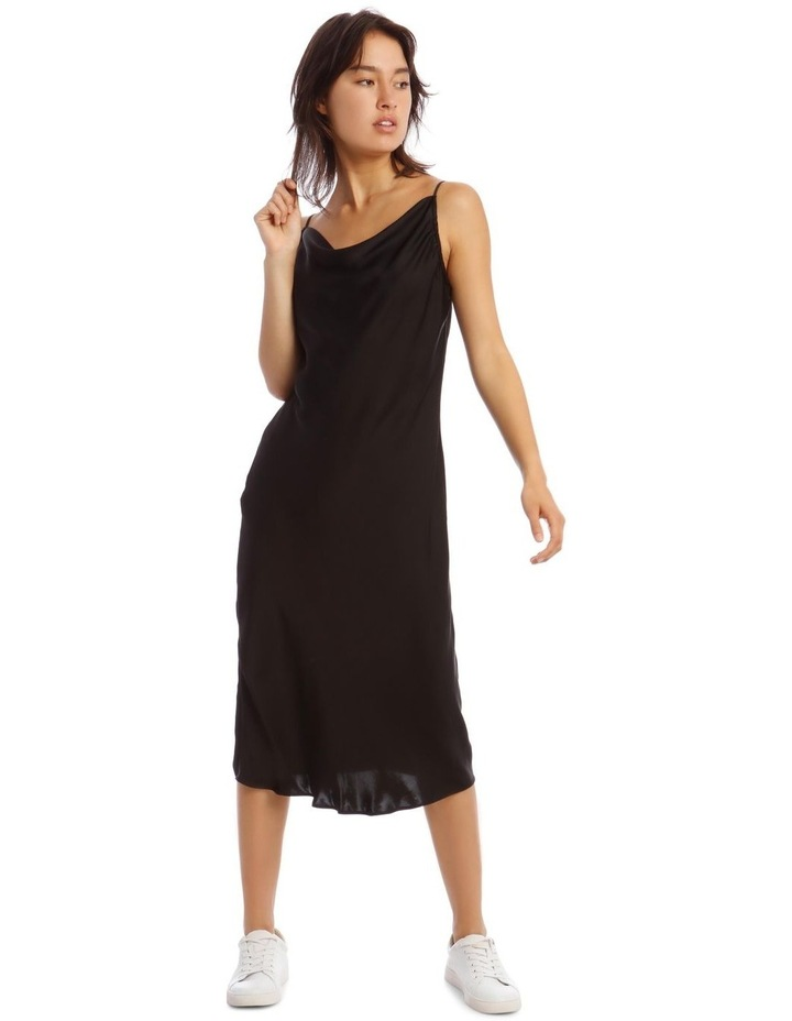 Black Slip Dress image 1