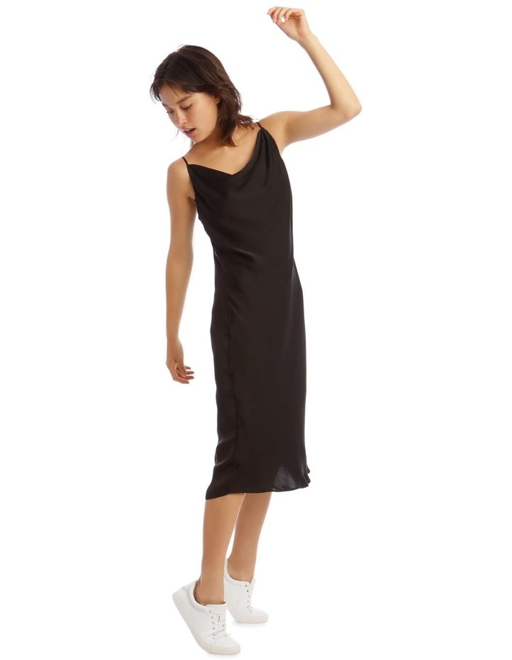 Black Slip Dress image 2