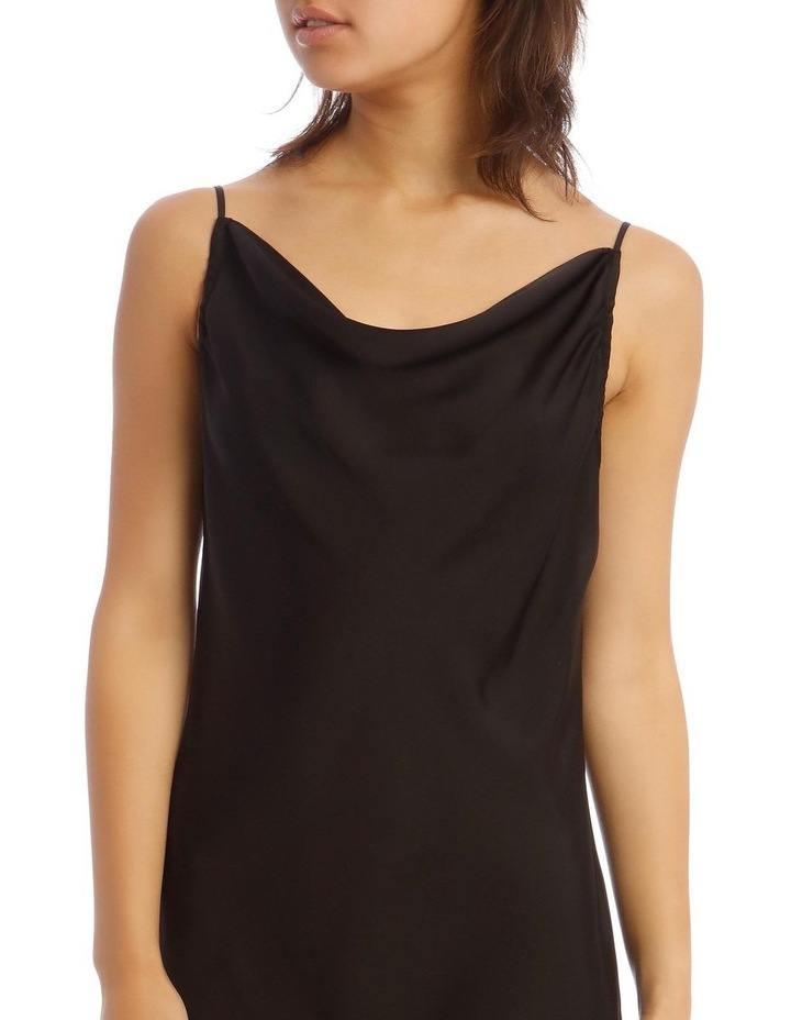 Black Slip Dress image 4