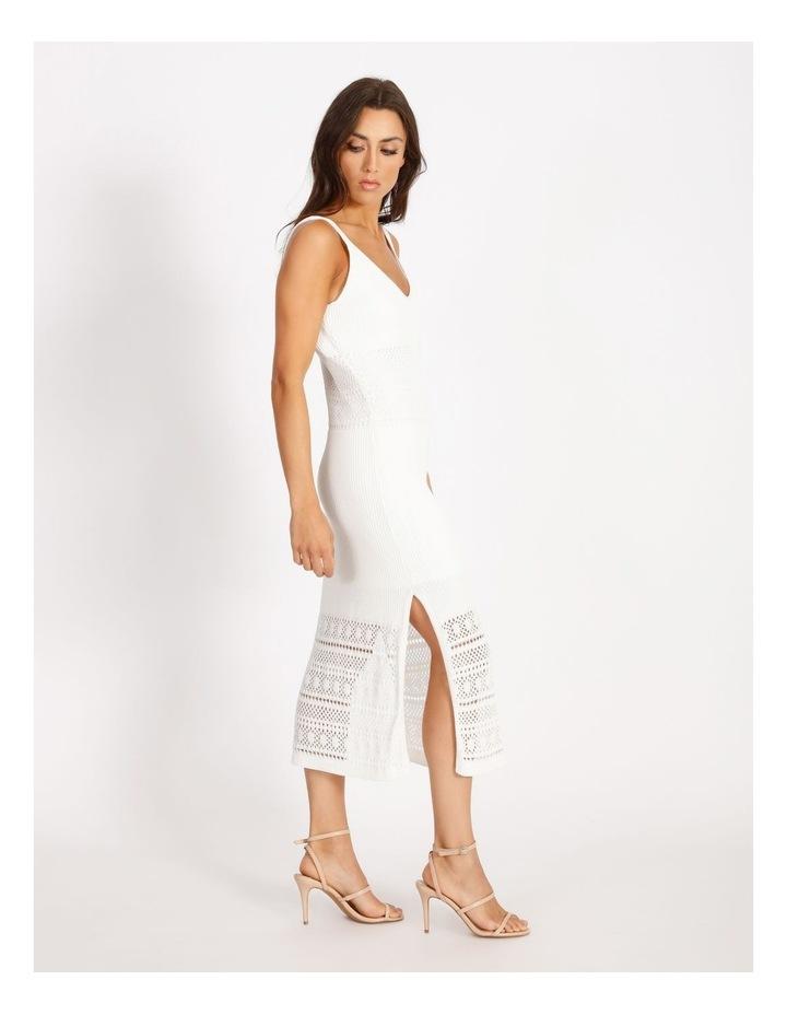 Knit Midi Dress image 2