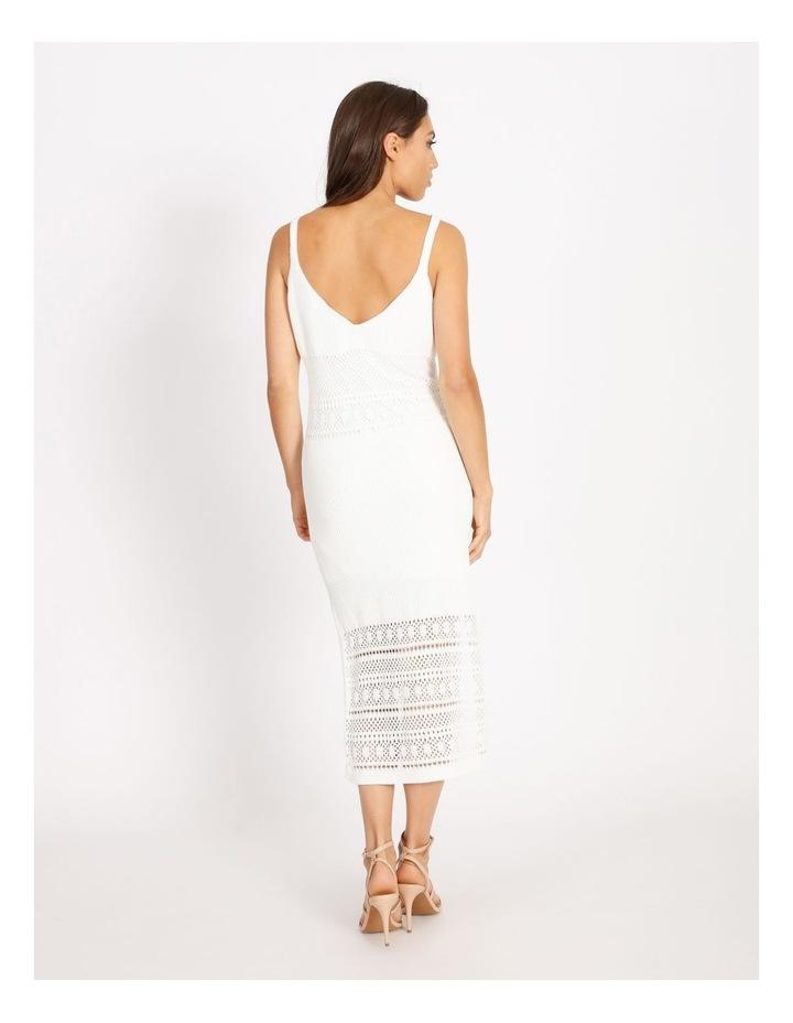 Knit Midi Dress image 3