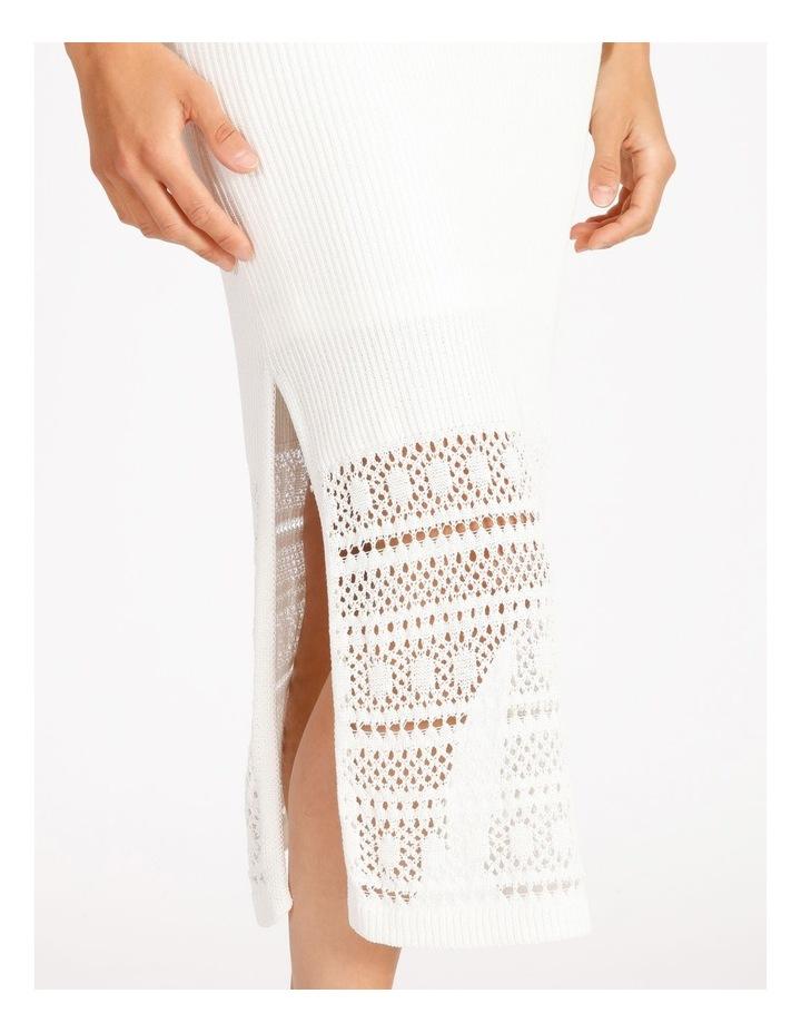 Knit Midi Dress image 4