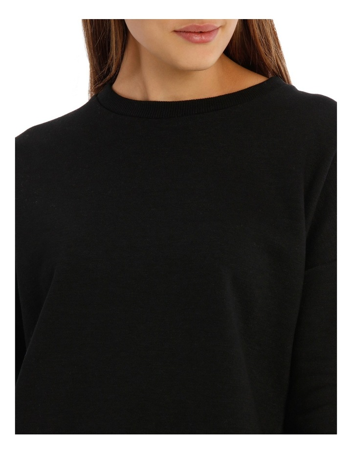 Long Sleeve Basic Crew Neck Sweat image 4