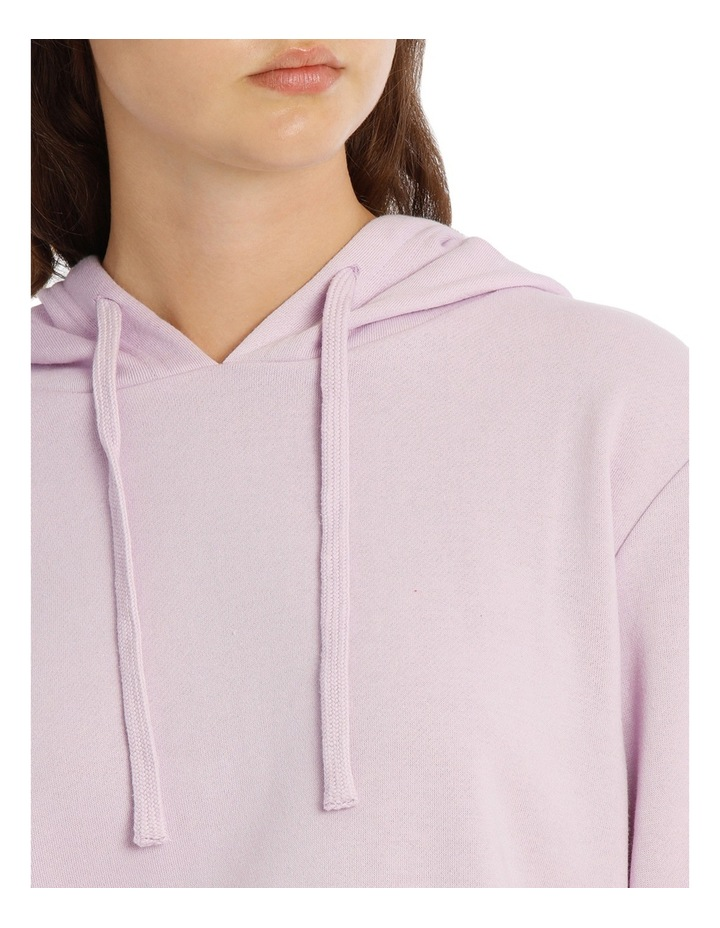 Long Sleeve Basic Hoodie Sweat image 4