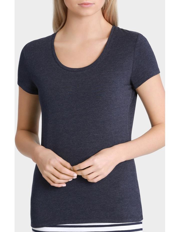 Basic Short Sleeve T-Shirt image 1
