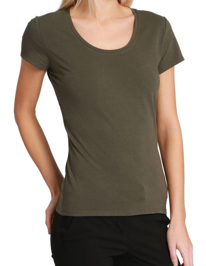 Basic T-Shirt Short Sleeve image 2