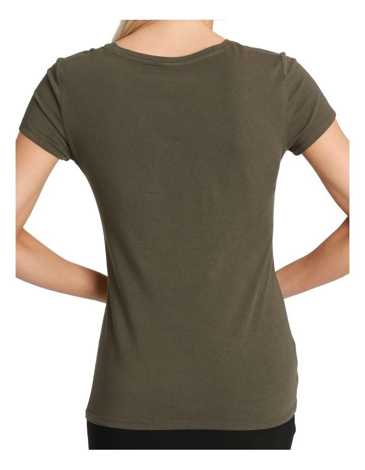 Basic T-Shirt Short Sleeve image 4