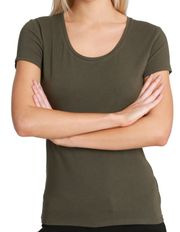 Miss Shop Essentials - Basic T-Shirt Short Sleeve