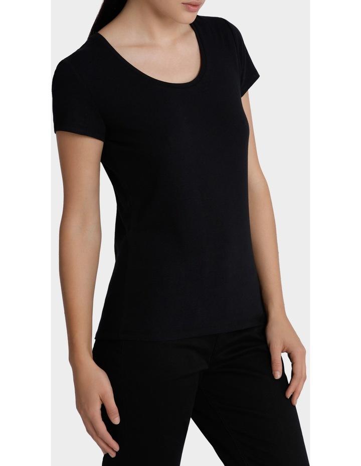 Basic Short Sleeve T-Shirt image 2
