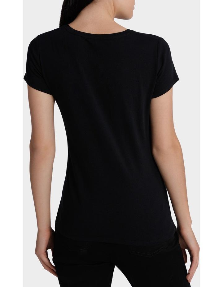 Basic Short Sleeve T-Shirt image 3