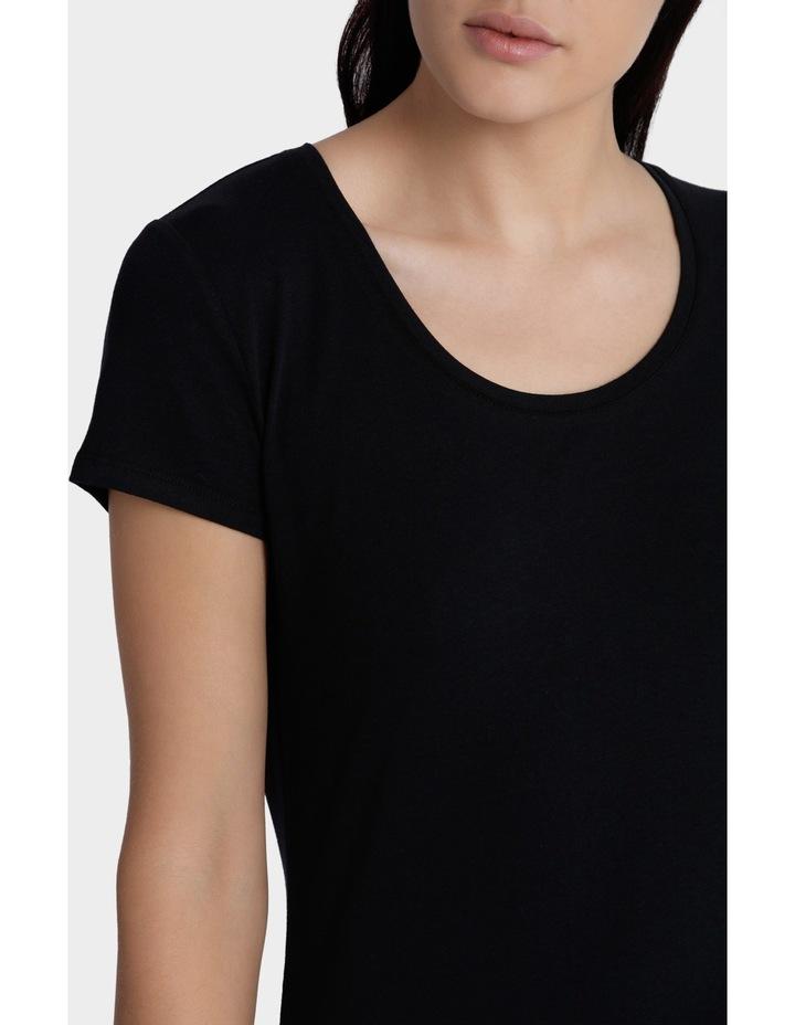 Basic Short Sleeve T-Shirt image 4
