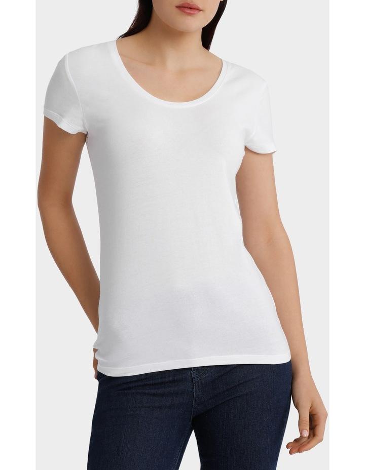 Basic t/shirt short sleeve image 1