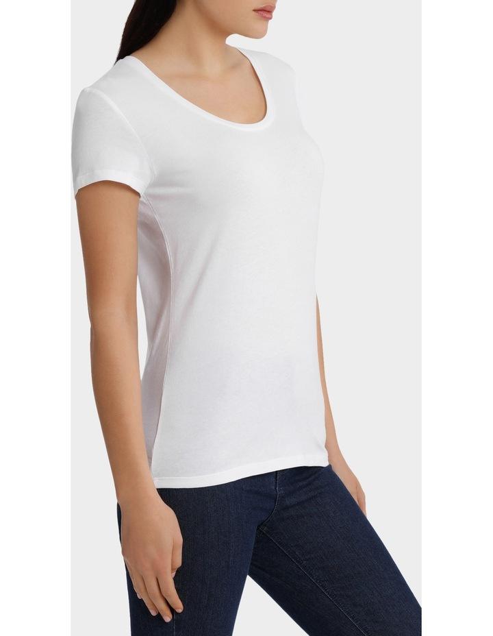 Basic t/shirt short sleeve image 2