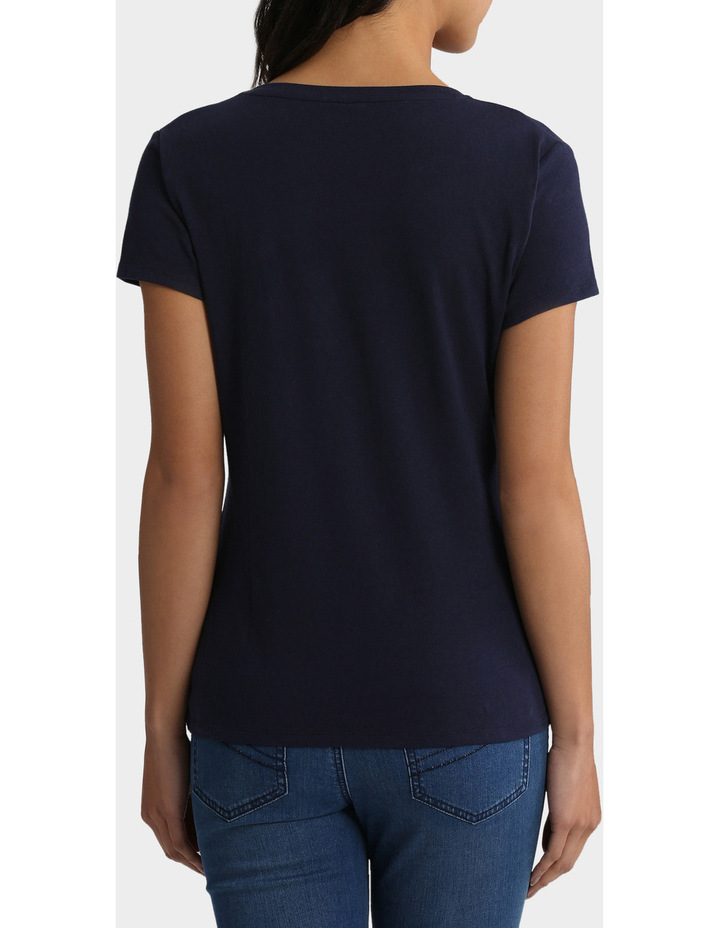 Basic T-Shirt Short Sleeve image 3