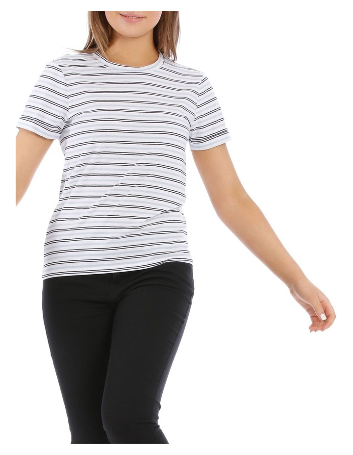 Rolled Cuff Tee image 1