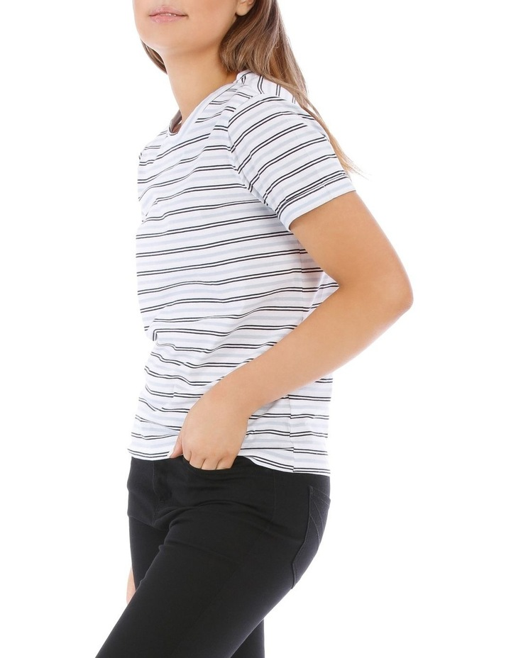 Rolled Cuff Tee image 2