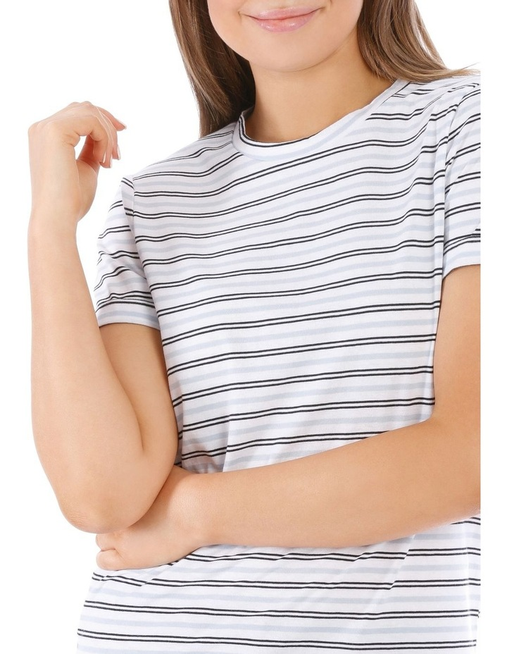 Rolled Cuff Tee image 4