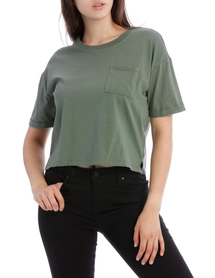 Boxy Pocket Tee image 1