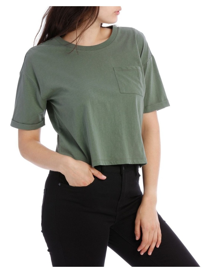 Boxy Pocket Tee image 2