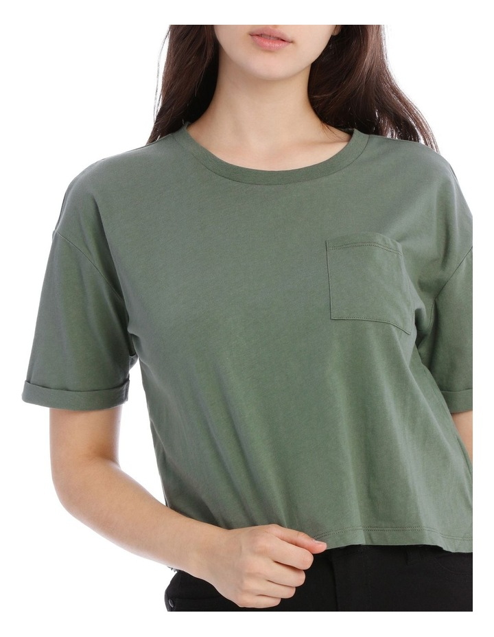 Boxy Pocket Tee image 4