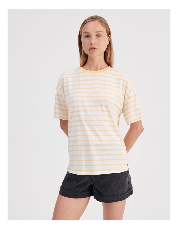 Relaxed Jersey Tee image 2