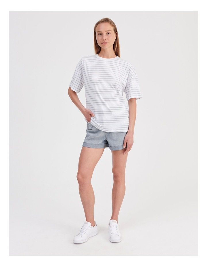 Relaxed Jersey Tee image 3