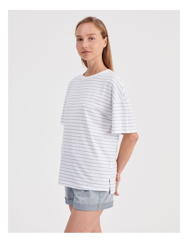 Relaxed Jersey Tee image 4