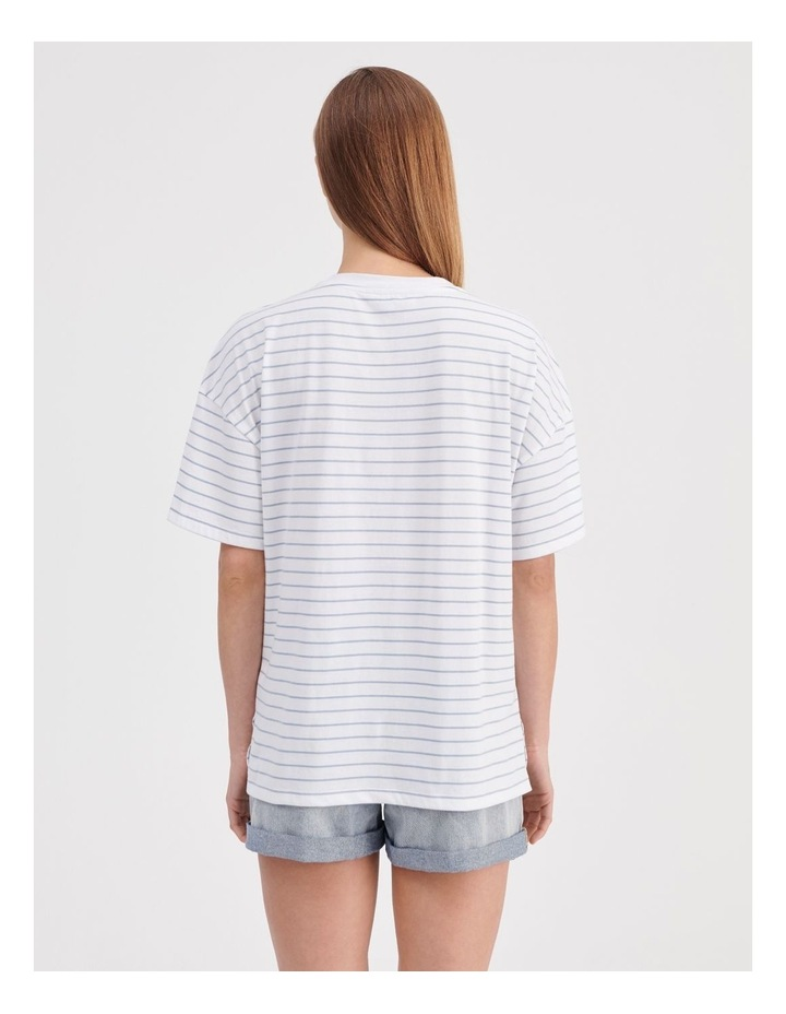 Relaxed Jersey Tee image 6