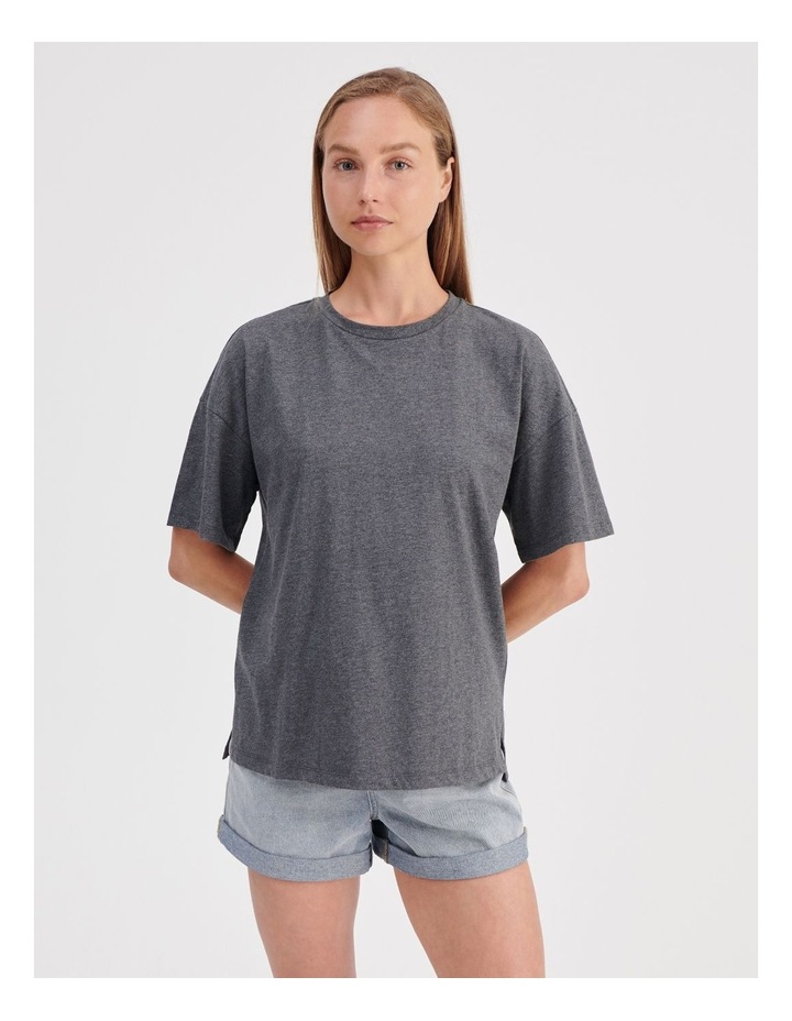 Relaxed Jersey Tee image 1