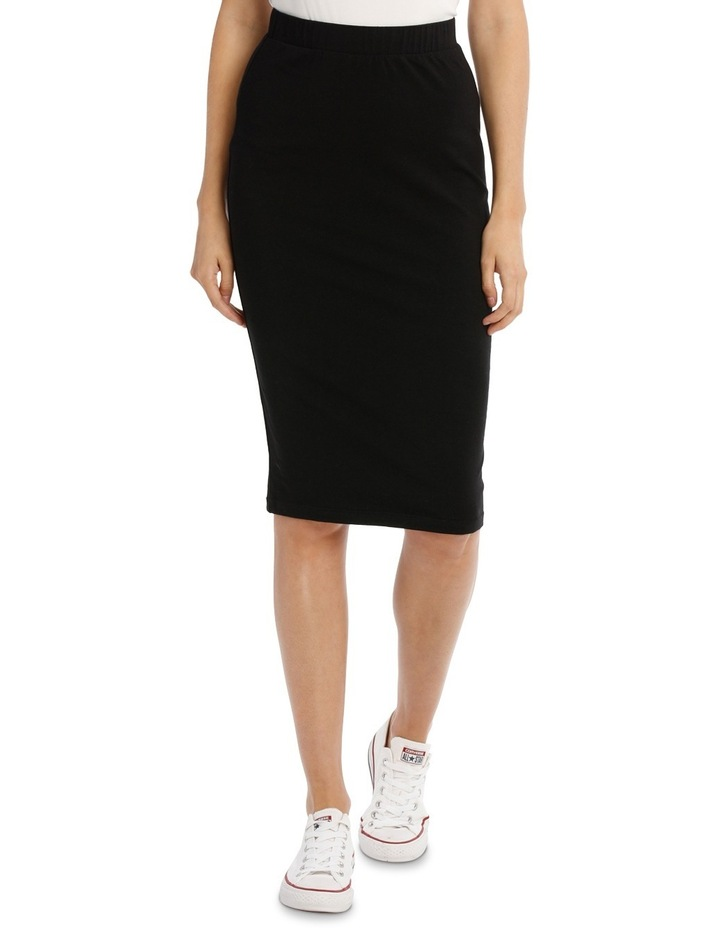Midi Pencil Skirt image 1