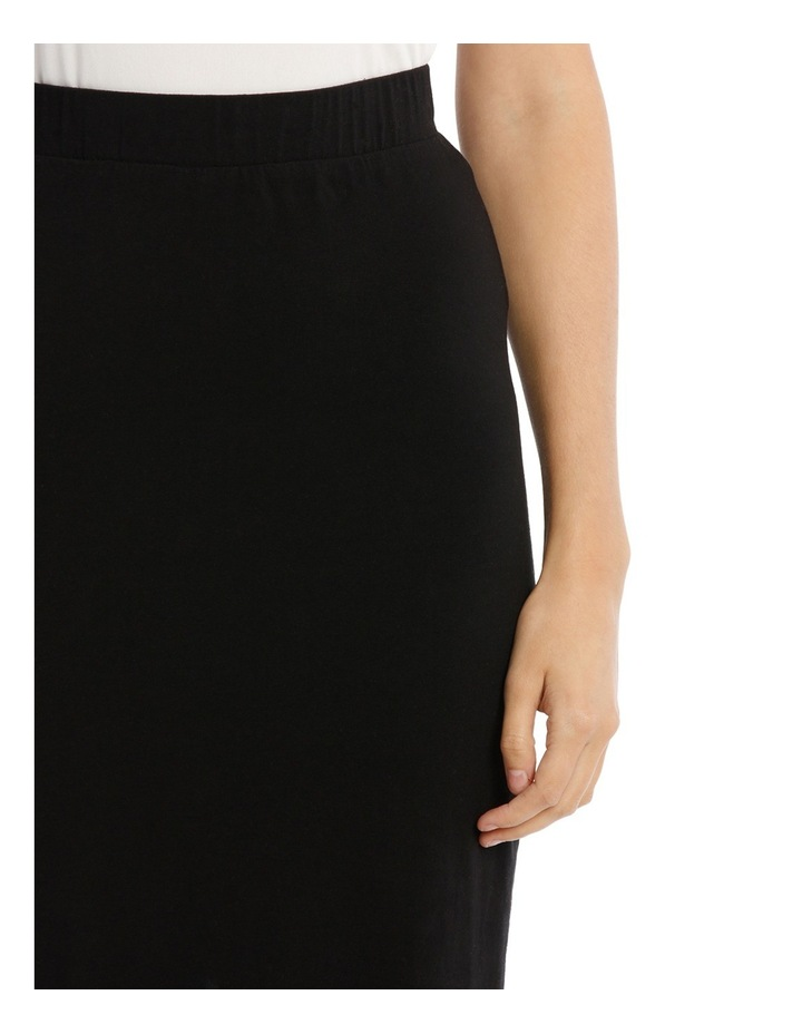 Midi Pencil Skirt image 4