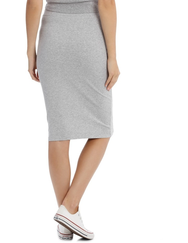 Midi Pencil Skirt image 3