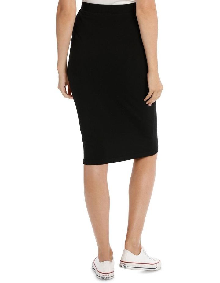 Midi Pencil Skirt image 3