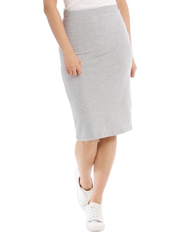 Midi Pencil Skirt image 1