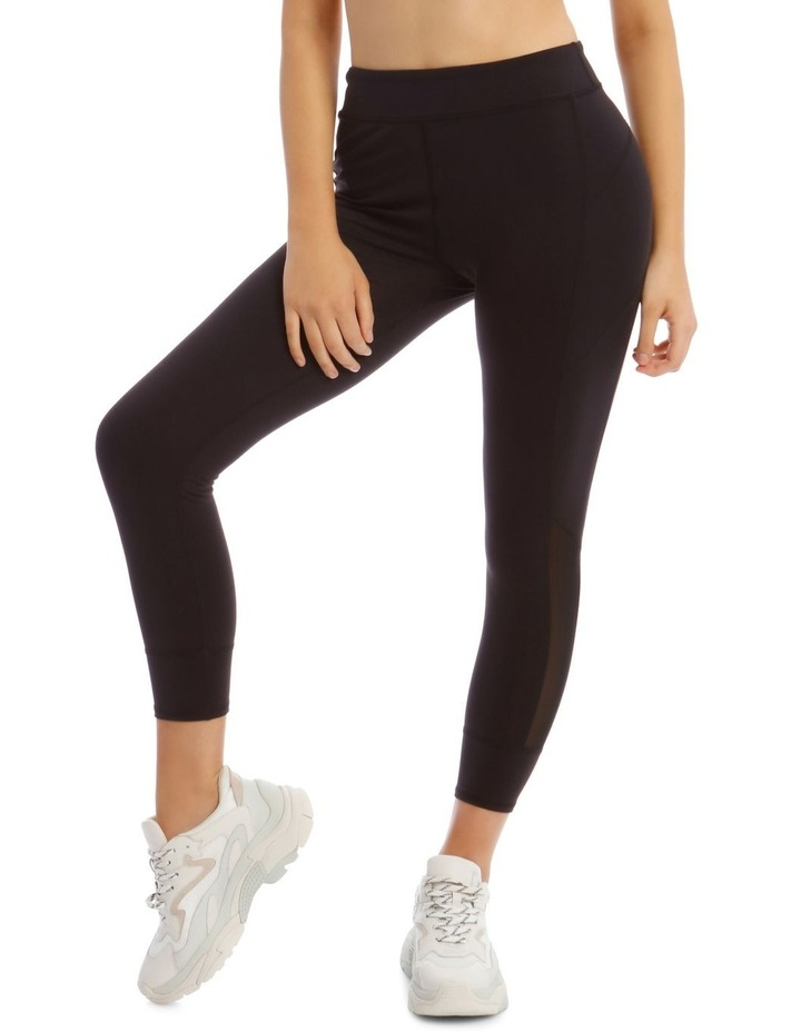 Performance Legging in Black image 1