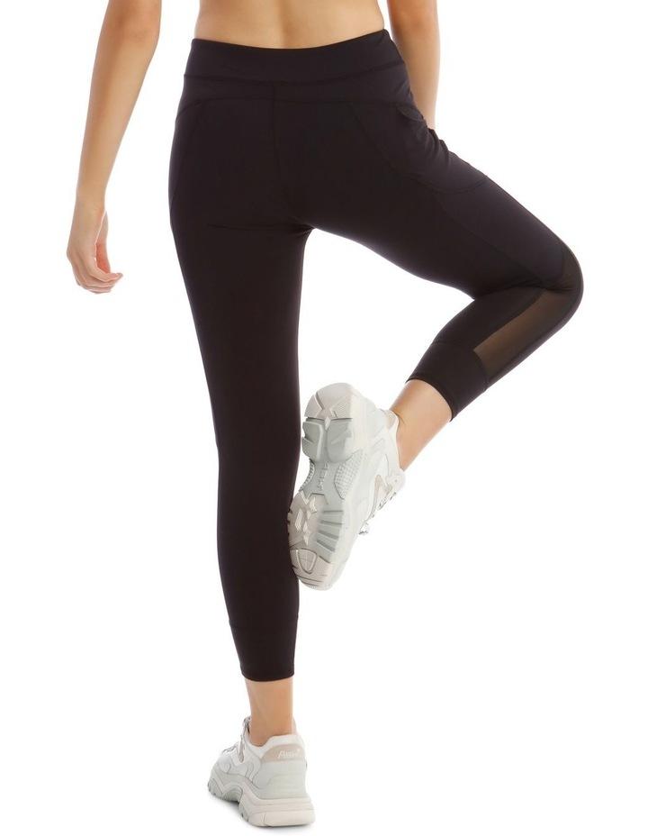 Performance Legging in Black image 3