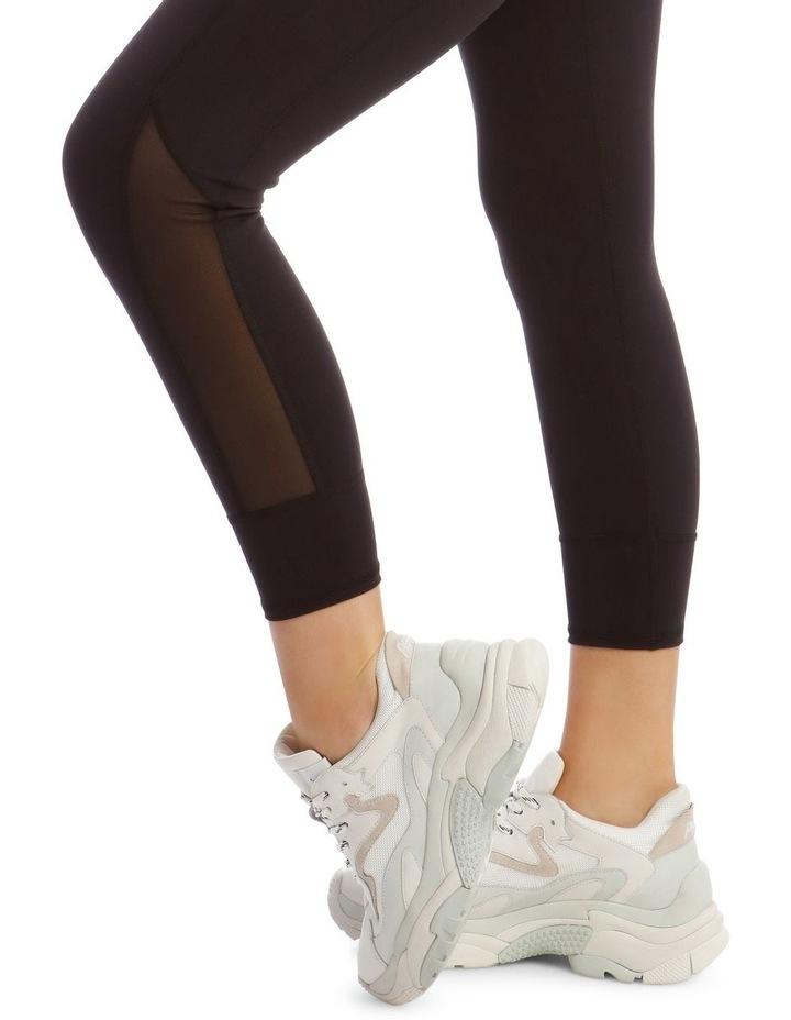Performance Legging in Black image 4