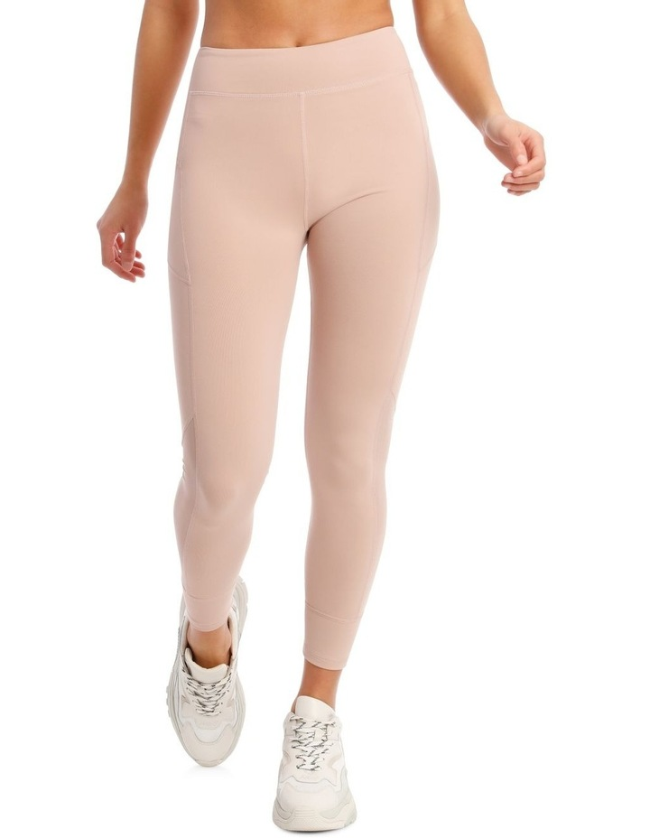 Performance Legging In Blush image 1