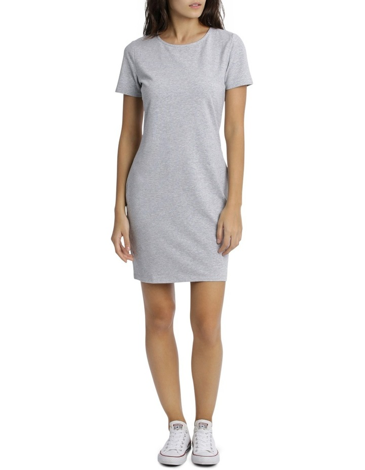 Cap Sleeve Bodycon Dress image 1