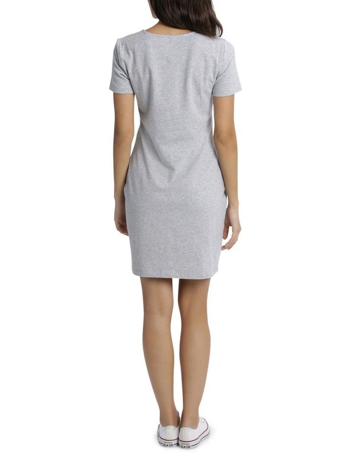 Cap Sleeve Bodycon Dress image 3