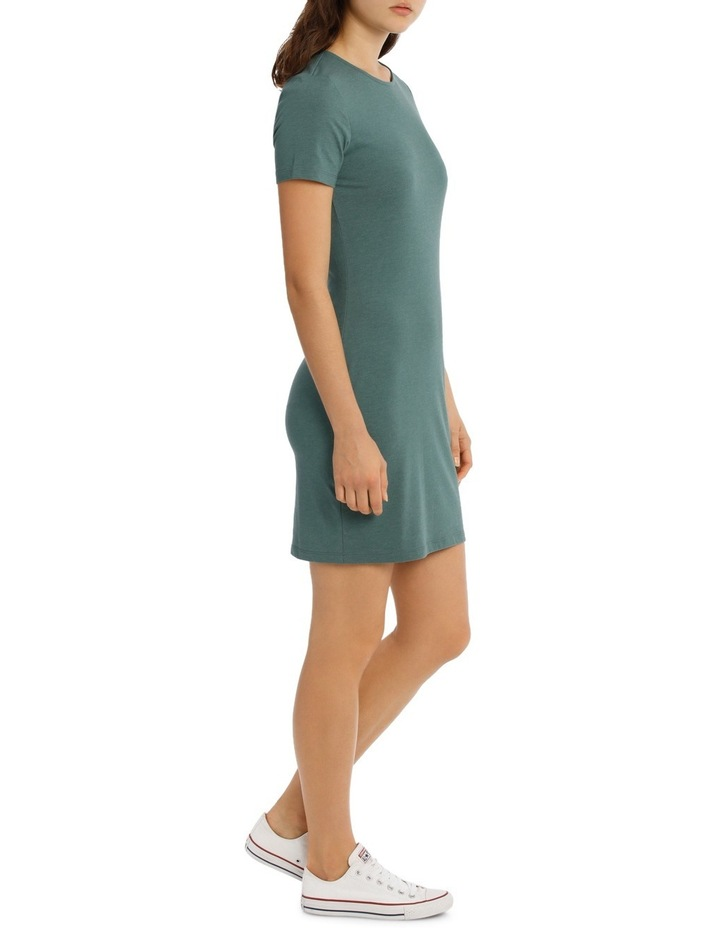 Cap Sleeve Bodycon Dress image 2