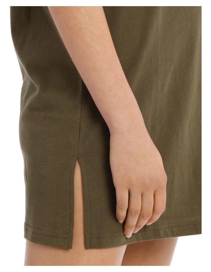 Tshirt Dress 18031 image 4