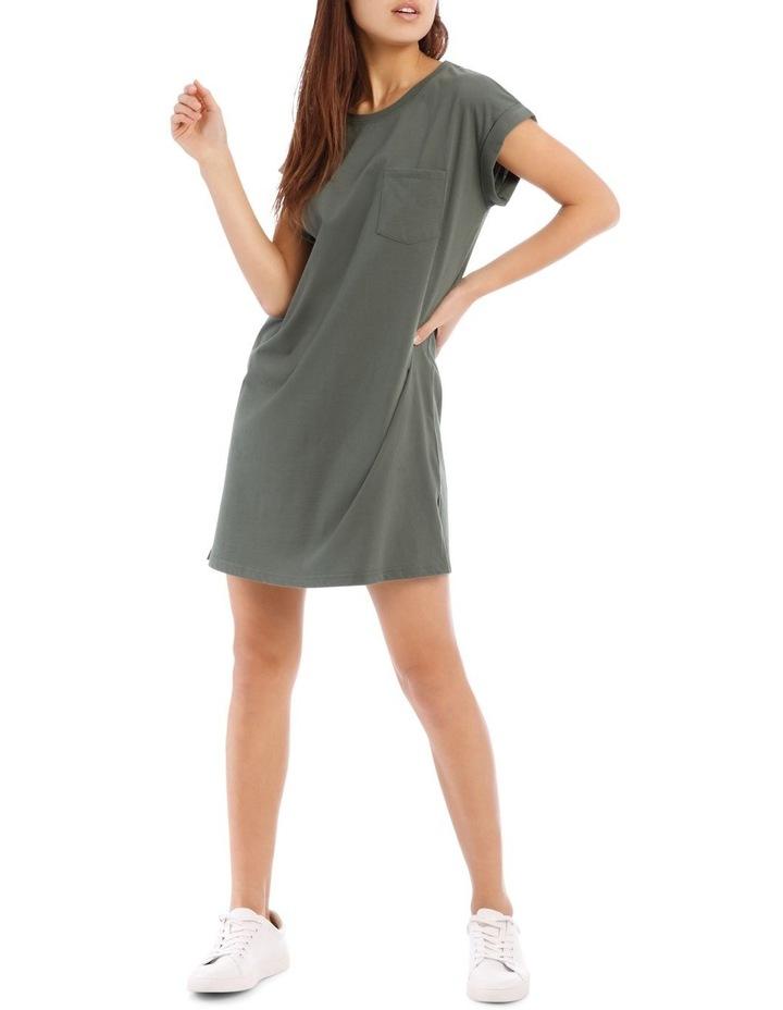 T-Shirt Dress image 1