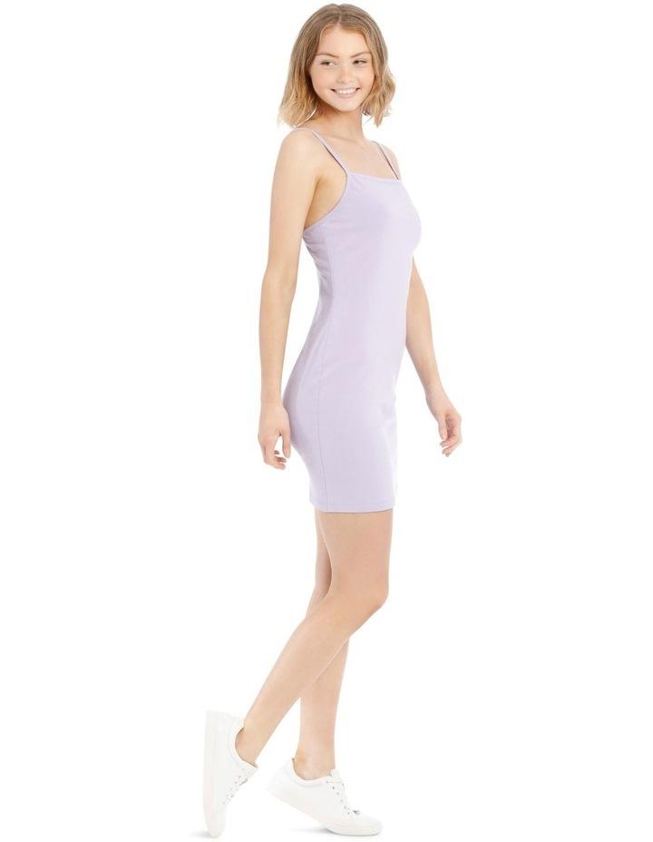 Bodycon Square Neck Dress image 2