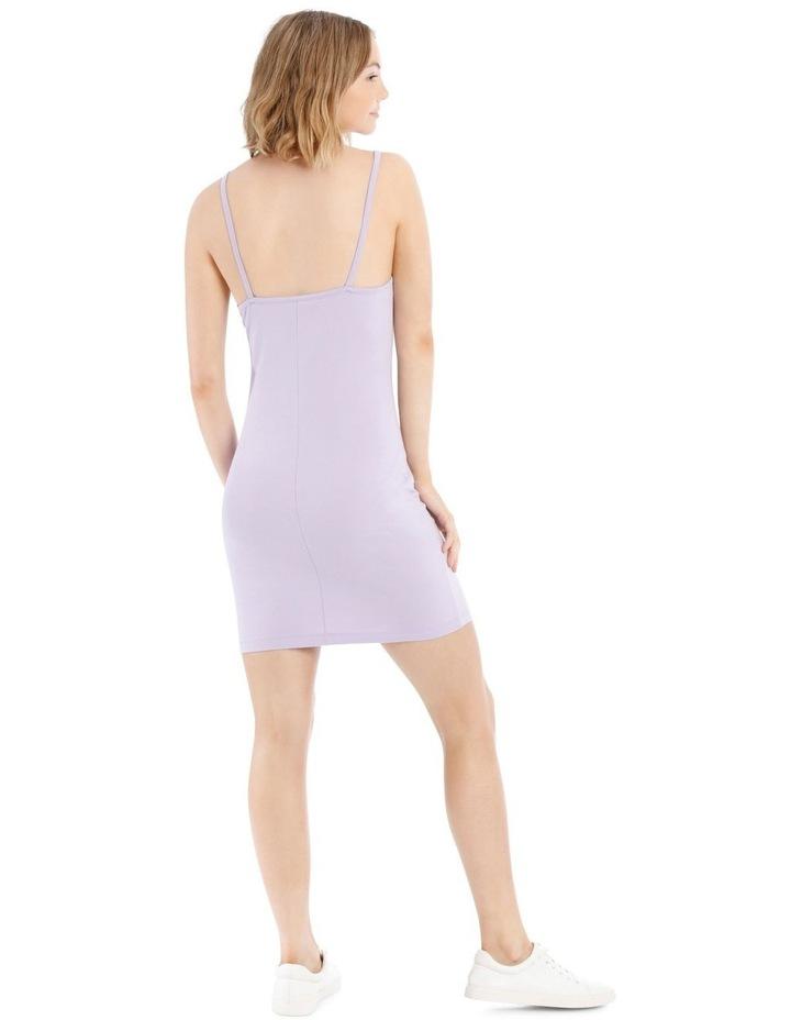 Bodycon Square Neck Dress image 3