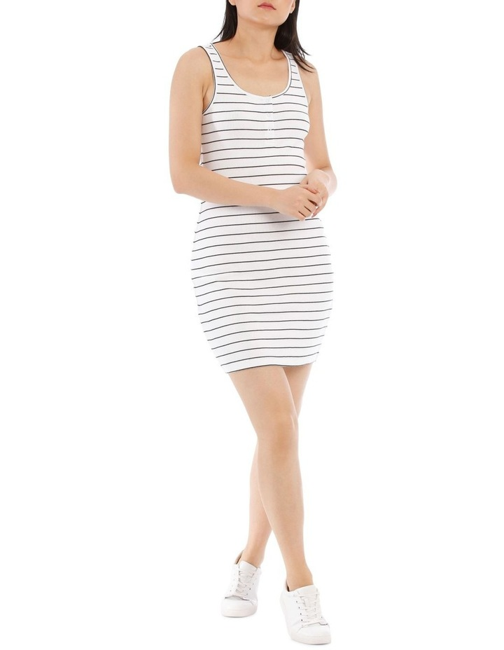 Rib Tank Dress image 1
