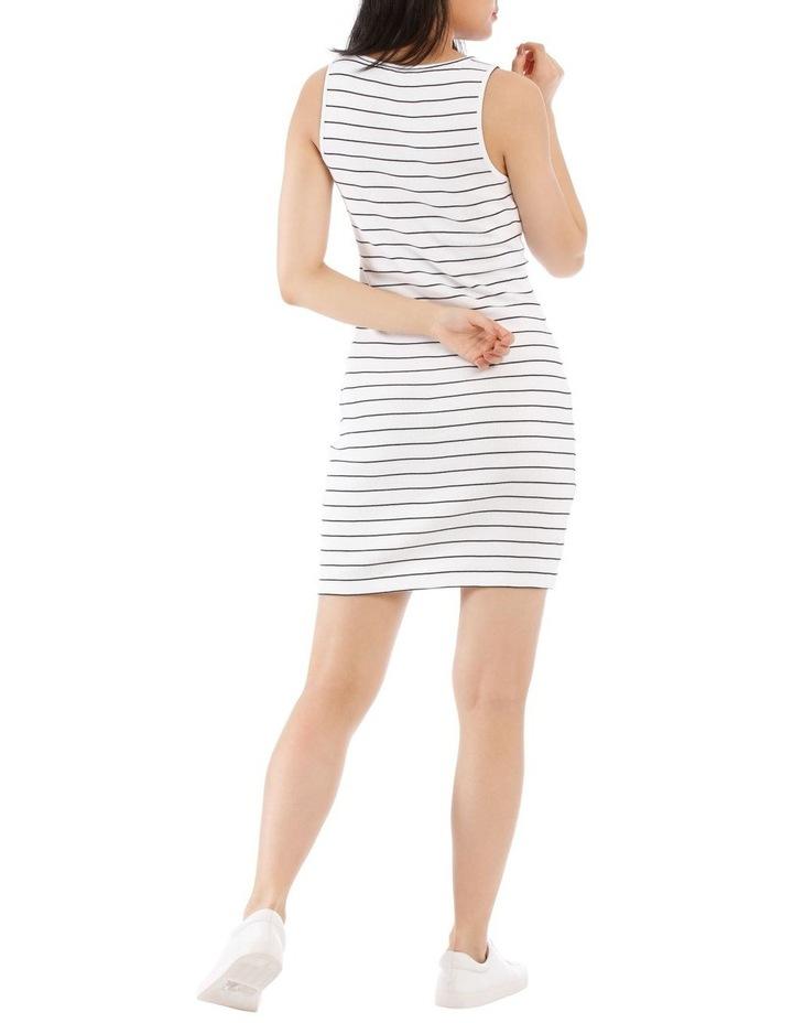 Rib Tank Dress image 3