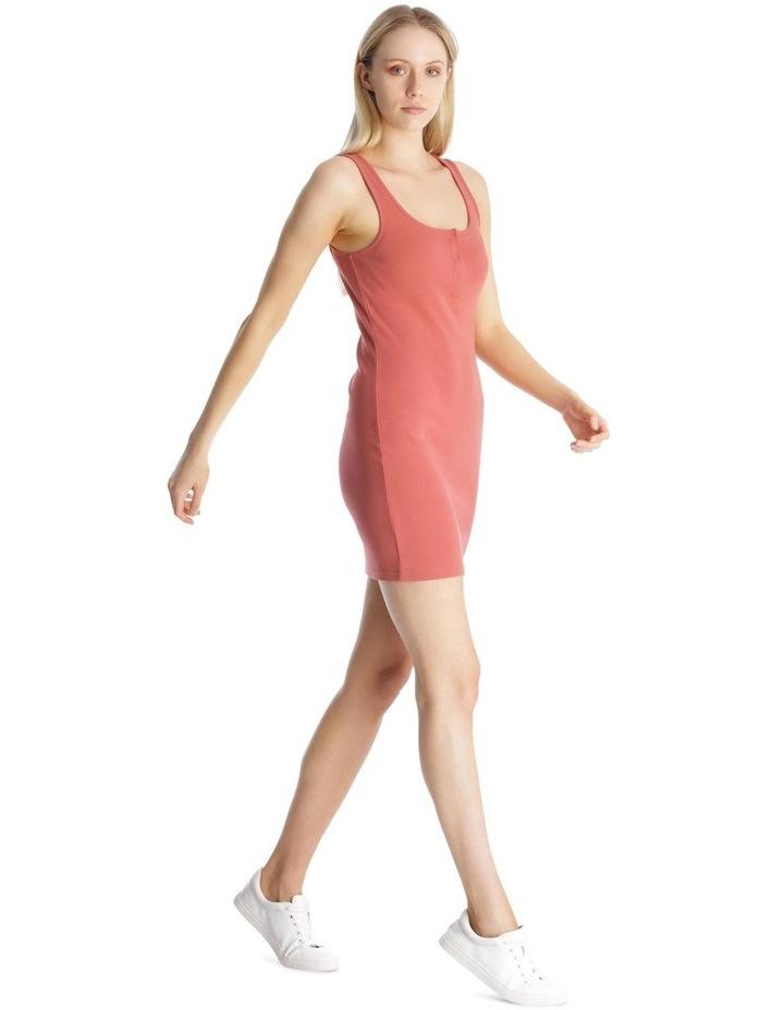 Rib Tank Dress image 2