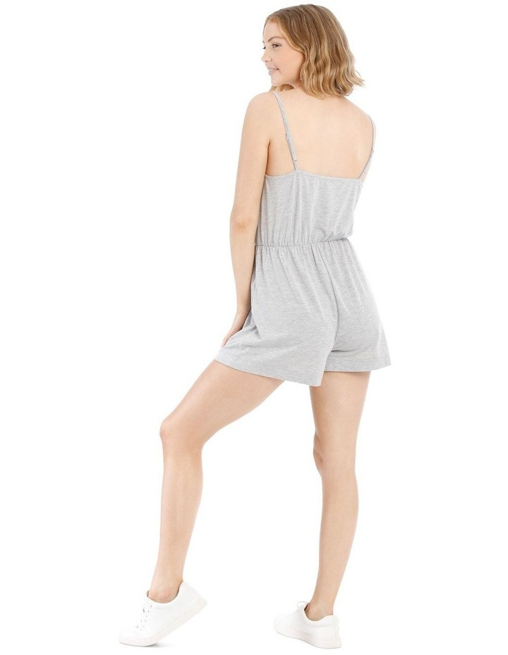 Jersey Playsuit image 3