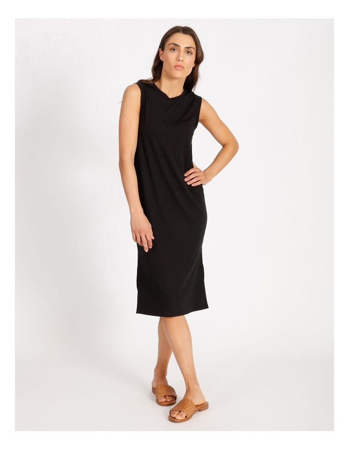 Relaxed Midi Dress image 1